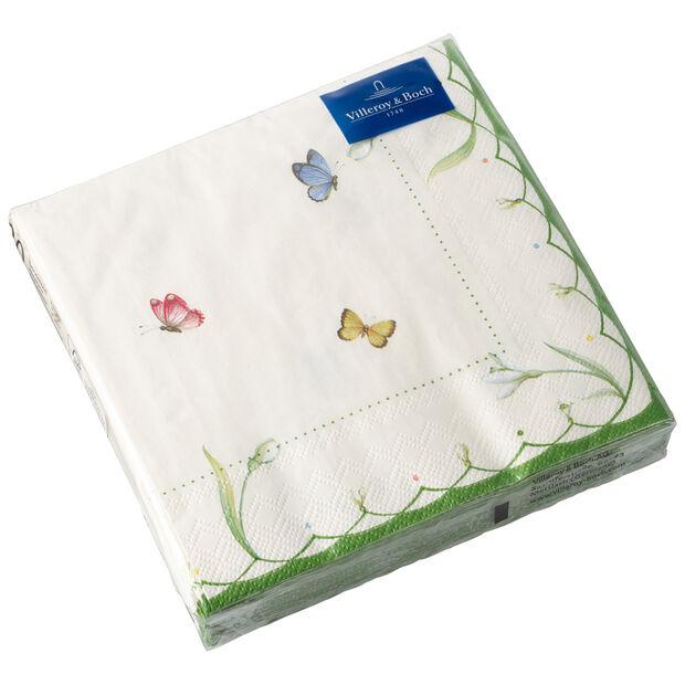 Paper Napkins Colourful Spring, 20 pieces, 25 x 25 cm, , large