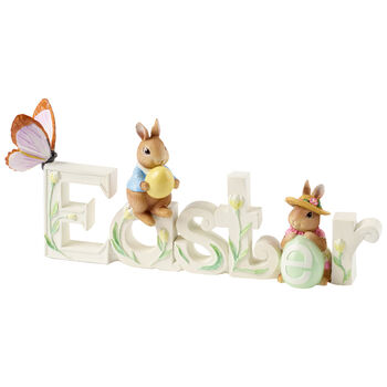 Spring Fantasy Accessories Writing Easter 33,4x6,3x13,6cm