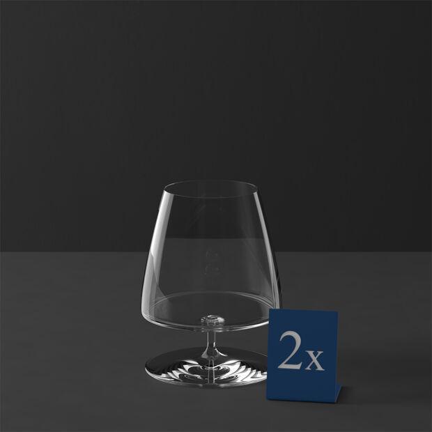MetroChic brandy goblet, 2 pieces, 620 ml, , large