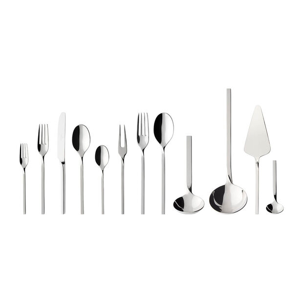 NewWave table cutlery 70 pieces 49 x 34 x 13 cm, , large