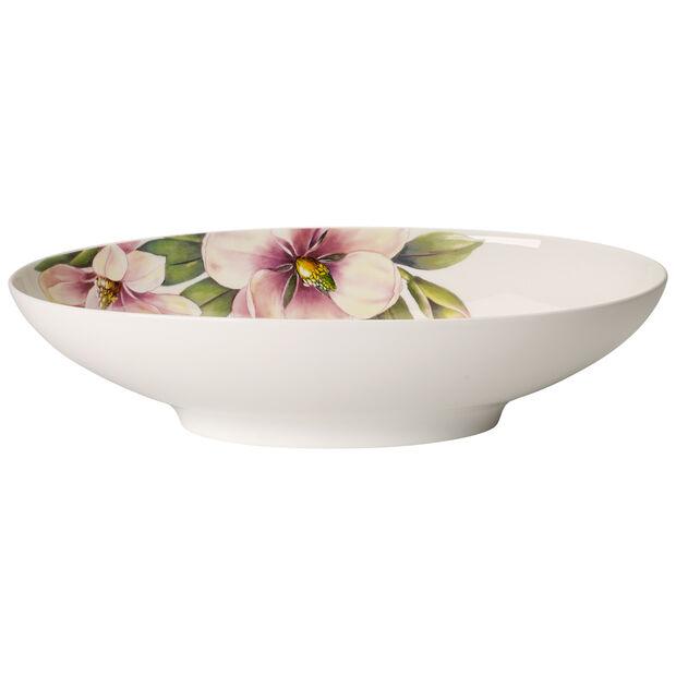 Quinsai Garden oval bowl 30 x 18 cm, , large