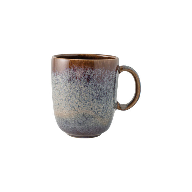 Lave Beige mug, beige, 12.5 x 9 x 10.5 cm, 400 ml, , large