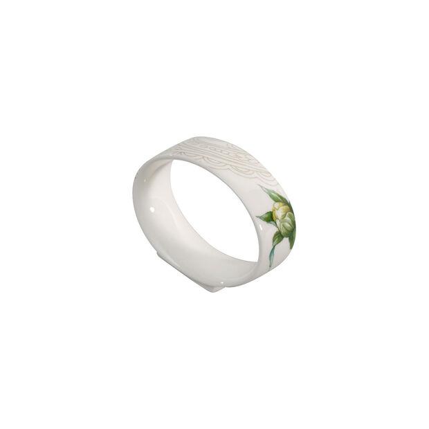 Quinsai Garden Gifts Napkin ring 6,5x2,5x5,5cm, , large