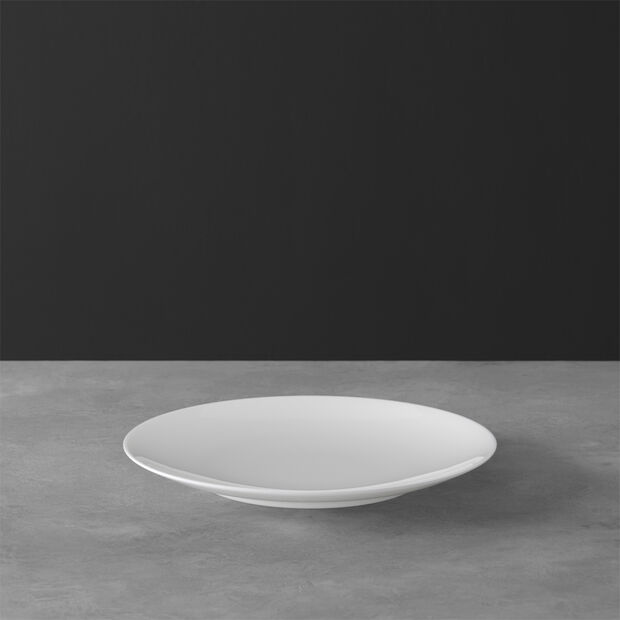 Anmut coupe breakfast plate, , large