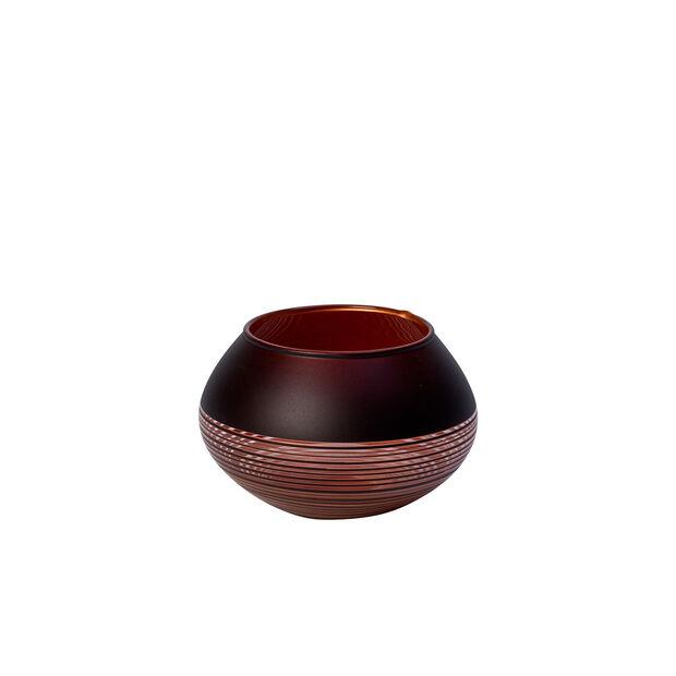 Manufacture Swirl small tea light holder, , large
