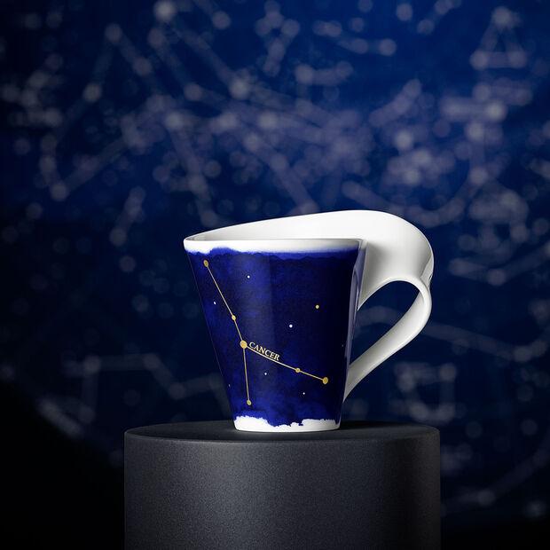 NewWave Stars mug Cancer, 300 ml, blue/white, , large