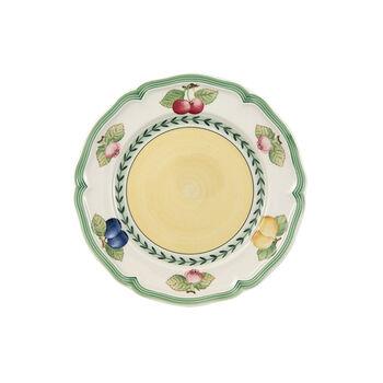 French Garden Fleurence breakfast plate