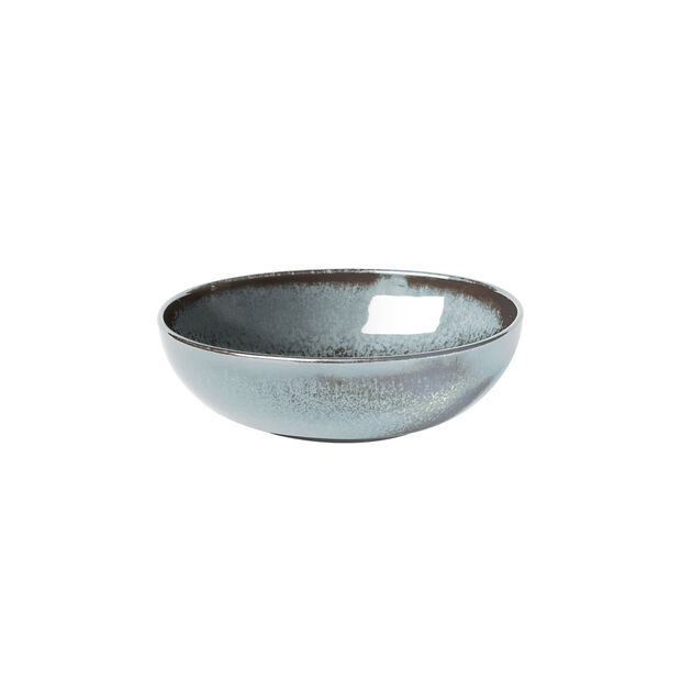 Lave Glacé bowl, turquoise, 17 x 17 x 5.5 cm, 600 ml, , large