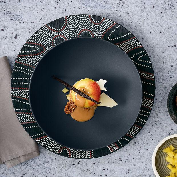 Manufacture Rock Desert Gourmet plate 32cm, , large
