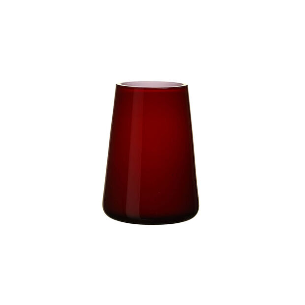 Numa Mini Vase deep cherry 120mm, , large