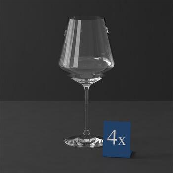 La Divina Burgundy wine glass, 4 pieces
