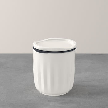 ToGo&ToStay mug, with lid, 300 ml, white