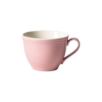 Color Loop Rose Coffee cup 12x9x7cm