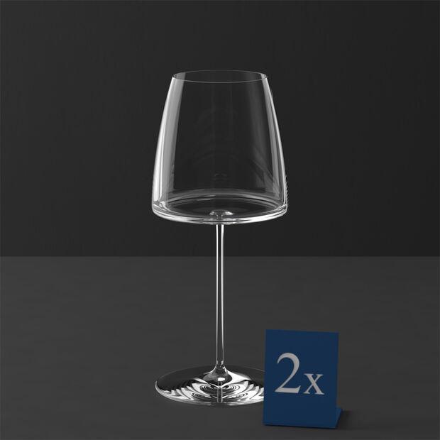 MetroChic white wine glass, 2 pieces, 590 ml, , large