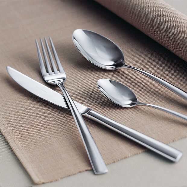 Piemont table cutlery 30 pieces, , large