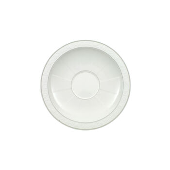 Gray Pearl Saucer soup cup