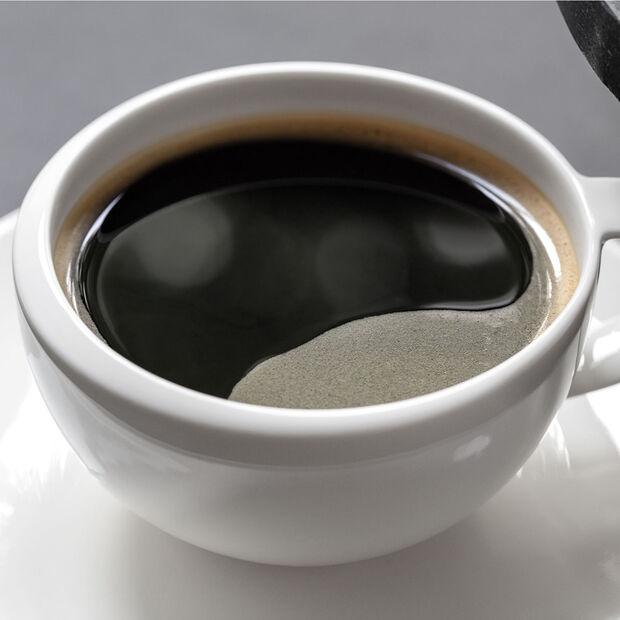 NewMoon coffee cup, 300 ml, white, , large