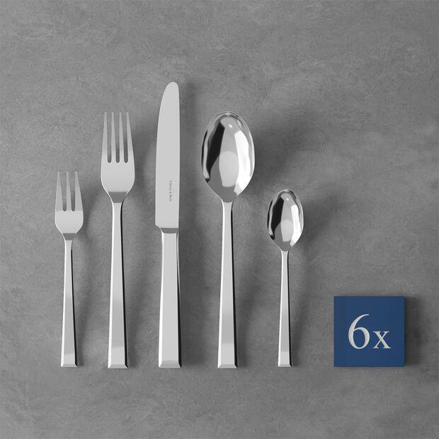 Victor Cutlery set 30pcs 44x28x5cm, , large