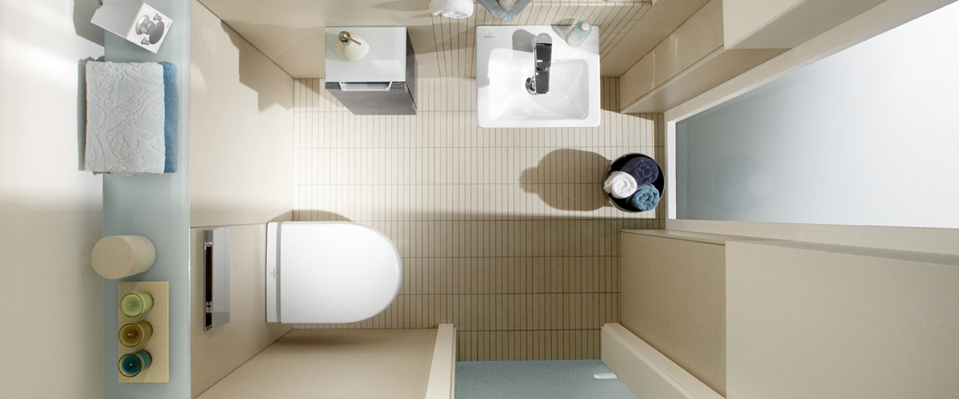 Bathroom Solutions From Villeroy Boch