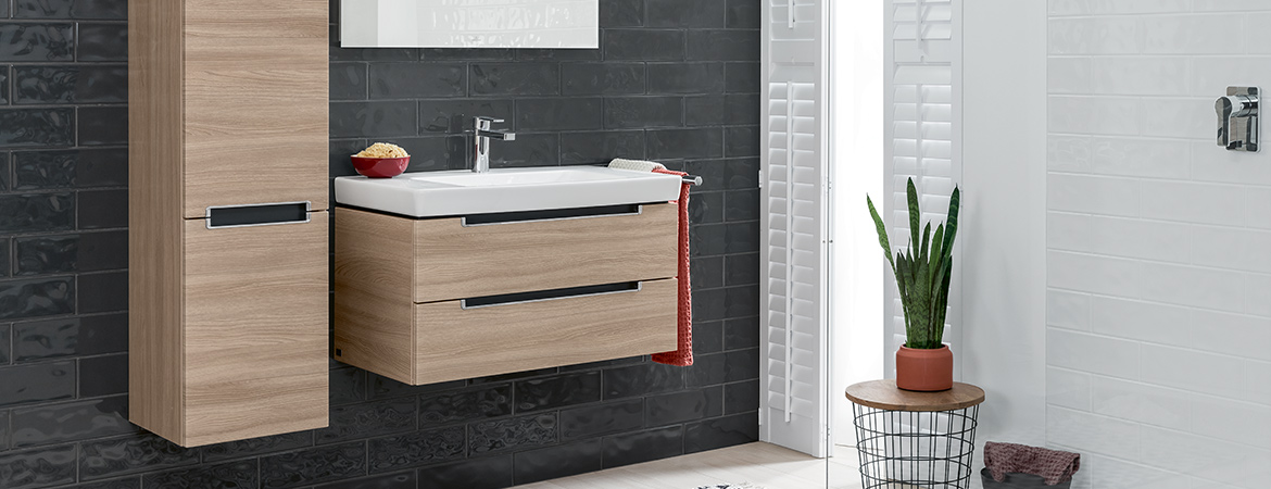 Villeroy & Boch bathroom furniture on