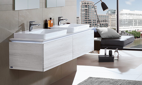 Villeroy And Boch Vanity bathroom furniture from villeroy & boch - for every outlook on life