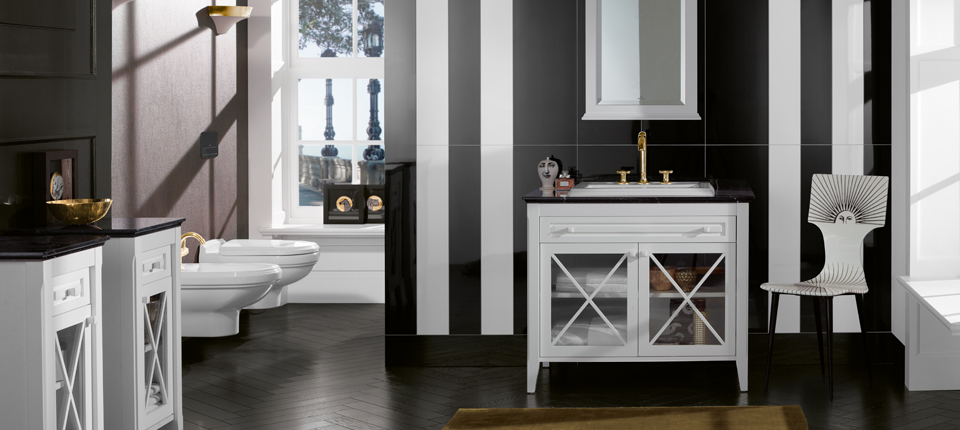 Bathroom trends from Villeroy & Boch