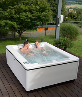 Hot tub Just Silence Compact