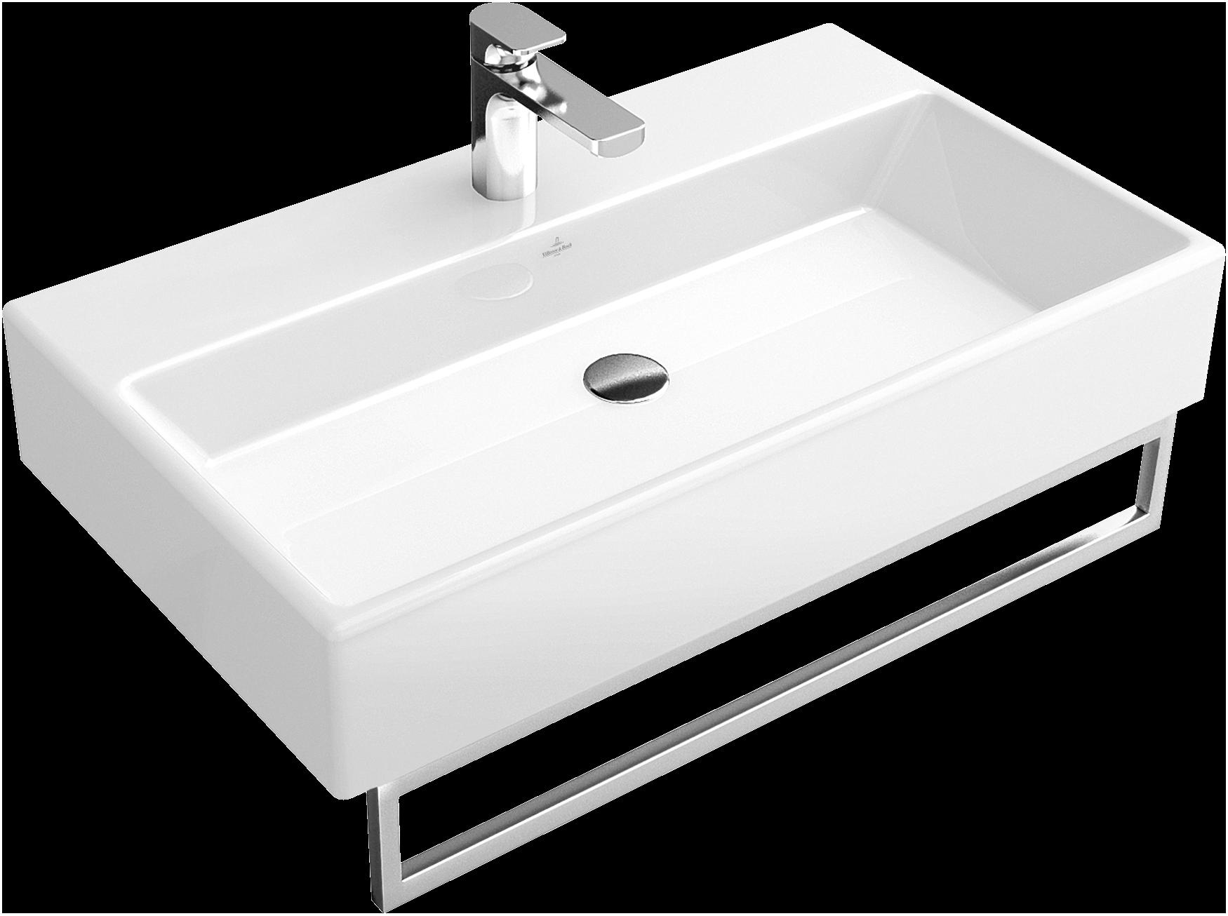 Memento Washbasin Angular 513386 - Villeroy & Boch